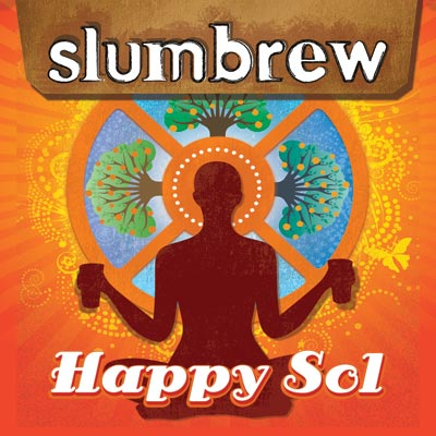 Happy Sol Blood Orange Hefeweizen