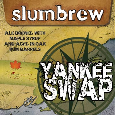 Yankee Swap Rum Barrel-Aged Strong