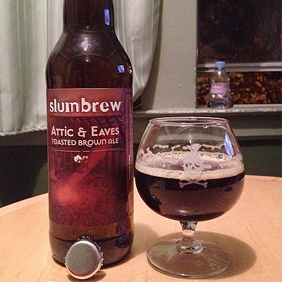 Slumbrew Attic & Eaves in Skull Glass