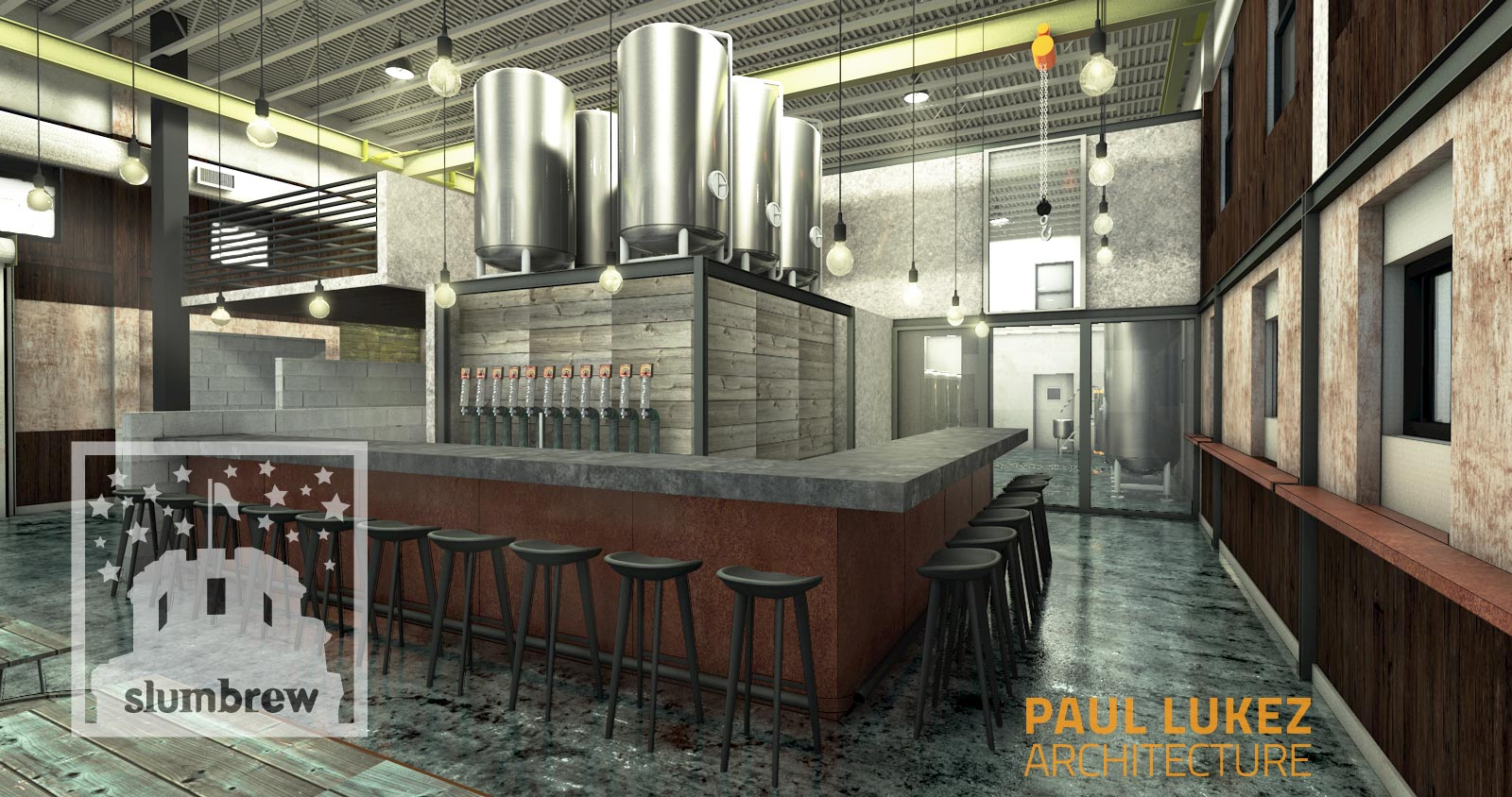 Taproom Rendering