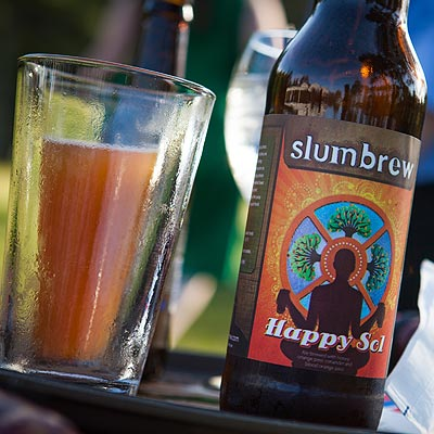 Slumbrew Happy Sol Poured Stott Wedding