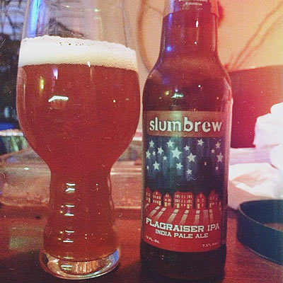 Slumbrew Flagraiser Red Glare