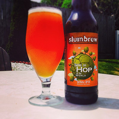Slumbrew Vibrant Hop of the World