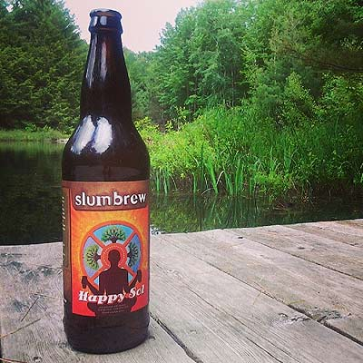 Slumbrew Happy Sol by the Lake